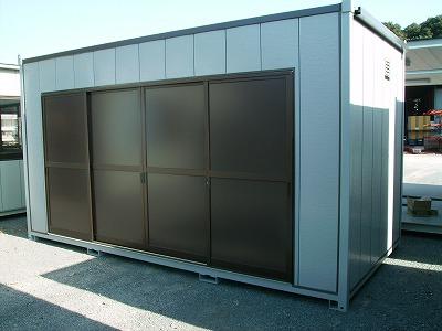 4連ドア倉庫